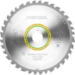 Festool Hoja de sierra universal 216x2,3x30 W36