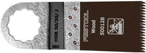 Festool Hoja de sierra para madera HSB 50/35/J 5x