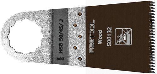 Festool Hoja de sierra para madera HSB 50/45/J 5xwidth=
