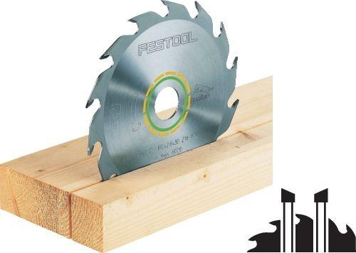 Festool Hoja de sierra Panther 160x2,2x20 PW12