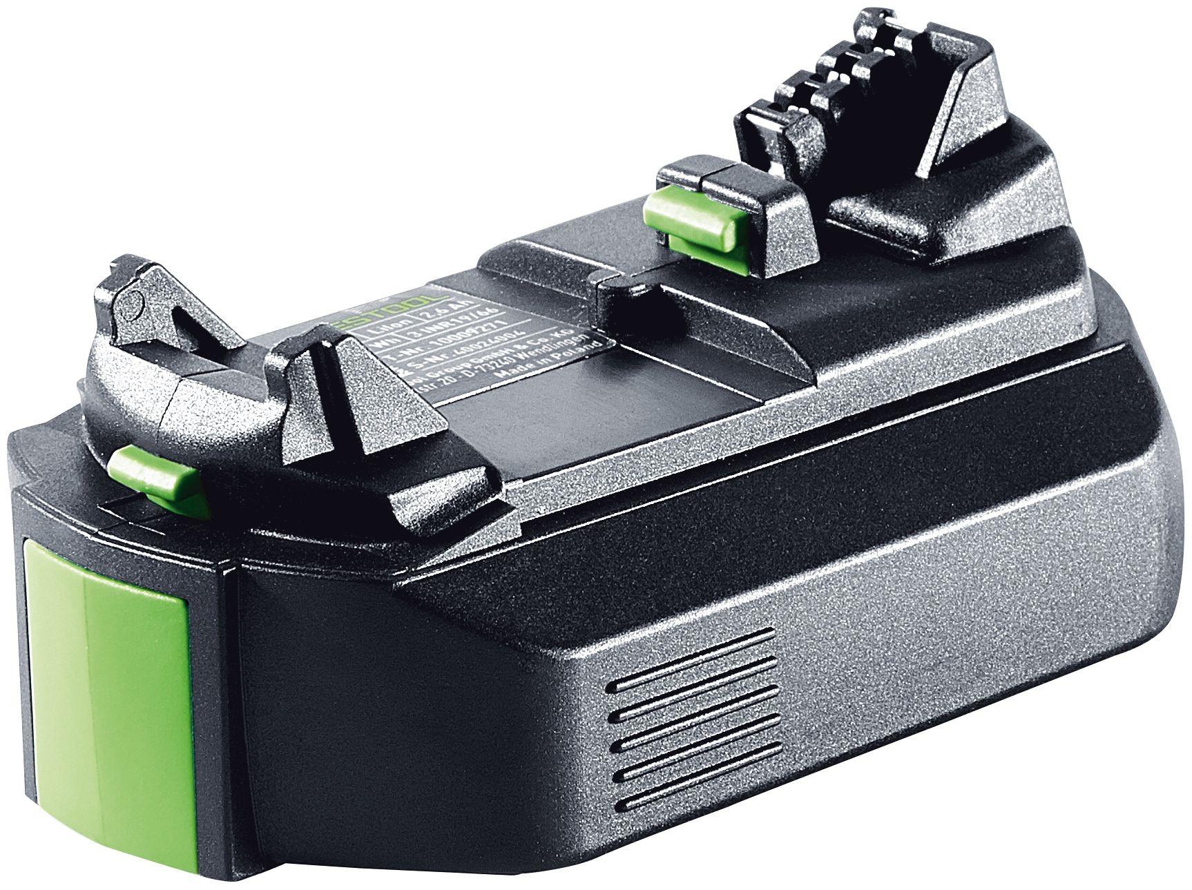 Festool Batería BP-XS 2.6 Ah Li-Ion