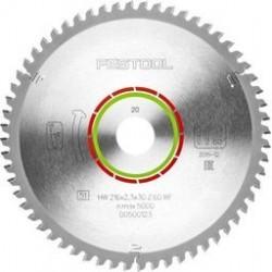 HOJA DE SIERRA ESPECIAL 216x2,3x30 WZ/FA60