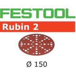 FESTOOL DISCO DE LIJAR STF D150/48 P150 RU2/50