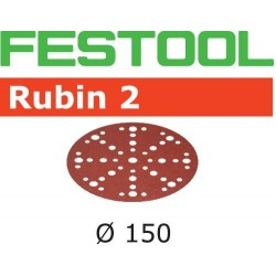 FESTOOL DISCO DE LIJAR STF D150/48 P100 RU2/10