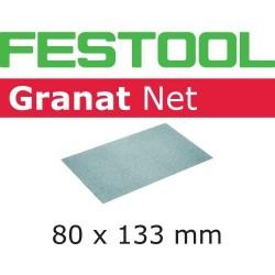 FESTOOL ABRASIVO DE MALLA STF 80X133 P80 GR NET/50