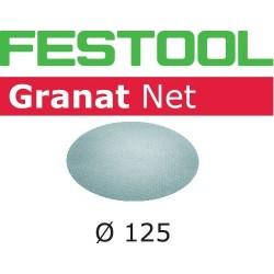 FESTOOL ABRASIVO DE MALLA STF D125 P100 GR NET/50