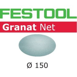 FESTOOL ABRASIVO DE MALLA STF D150 P80 GR NET/50