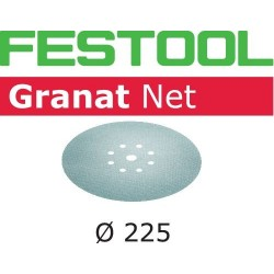FESTOOL ABRASIVO DE MALLA STF D225 P100 GR NET/25