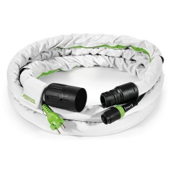FESTOOL TUBO FLEXIBLE DE ASPIRACIÓN PLUG IT D 27/22, ANTIESTÁTICO Y LISO