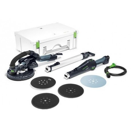 FESTOOL LIJADORA DE PARED LHS 225 EQ-PLUS PLANEX
