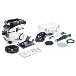 FESTOOL LIJADORA DE PARED LHS 225-SW/CTL36-SET PLANEX