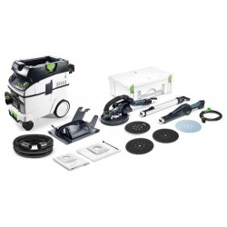 FESTOOL LIJADORA DE PARED LHS 225-IP/CTL36-SET PLANEX