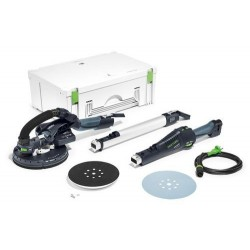 FESTOOL LIJADORA DE PARED LHS 225-IP/CTM 36 E AC-SET PLANEX