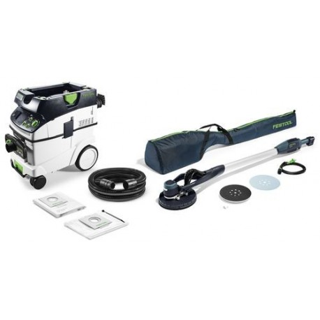 FESTOOL LIJADORA DE PARED LHS-E 225/CTM36-SET PLANEX
