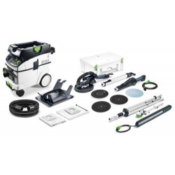 FESTOOL LIJADORA DE PARED LHS225/CTM36/STL450-SET PLANEX