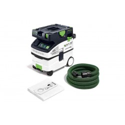 CTL MIDI I CLEANTEC CON BLUETOOTH SISTEMA MOVIL DE ASPIRACIÓN FESTOOL