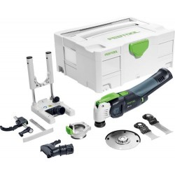 Festool Oscilante OSC 18 Li E-Basic Set VECTURO