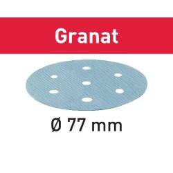 FESTOOL DISCO DE LIJAR  STF D 77/6 P800 GR/50 GRANAT