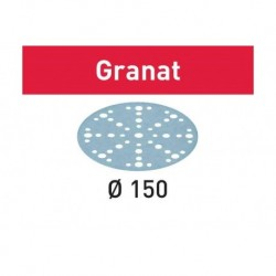 FESTOOL DISCO DE LIJAR STF D150/48 P80 GR/10