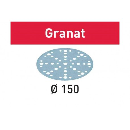 FESTOOL DISCO DE LIJAR STF D150/48 P500 GR/100