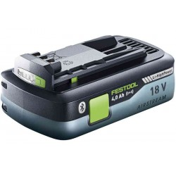 FESTOOL BATERÍA HIGH POWER BP 18 Li 4,0 HPC-ASI