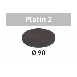 DISCO DE LIJAR STF  D 90/0 S1000 PL2/15 Platin 2