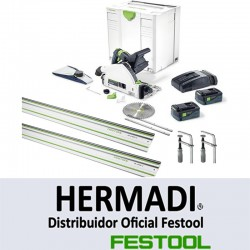 KIT SIERRA TSC 55 SET CAMP FESTOOL TODO INCLUIDO