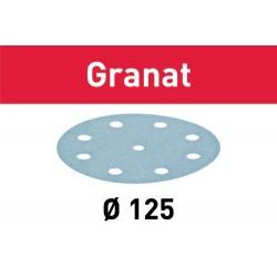 DISCO DE LIJAR STF D125/8 P80 GR/50
