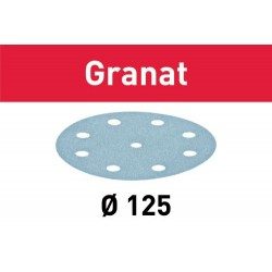 DISCO DE LIJAR STF D125/8 P240 GR/100