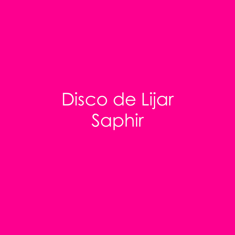 Disco de Lijar Festool Gama Saphir Oferta Hermadi