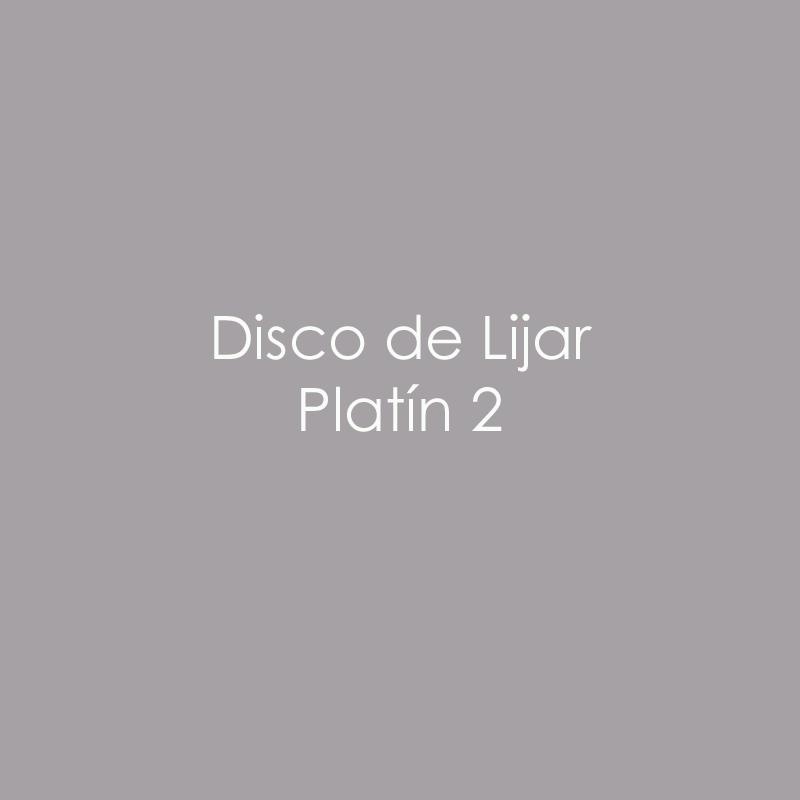 Disco de Lijar Platín 2 Festool Oferta en Hermadi