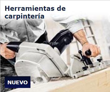 Herramientas Carpintería Festool