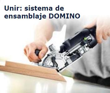 Enbalaje Domino Festool