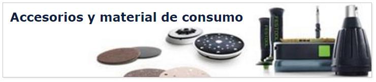 Accesorios Festool Oferta